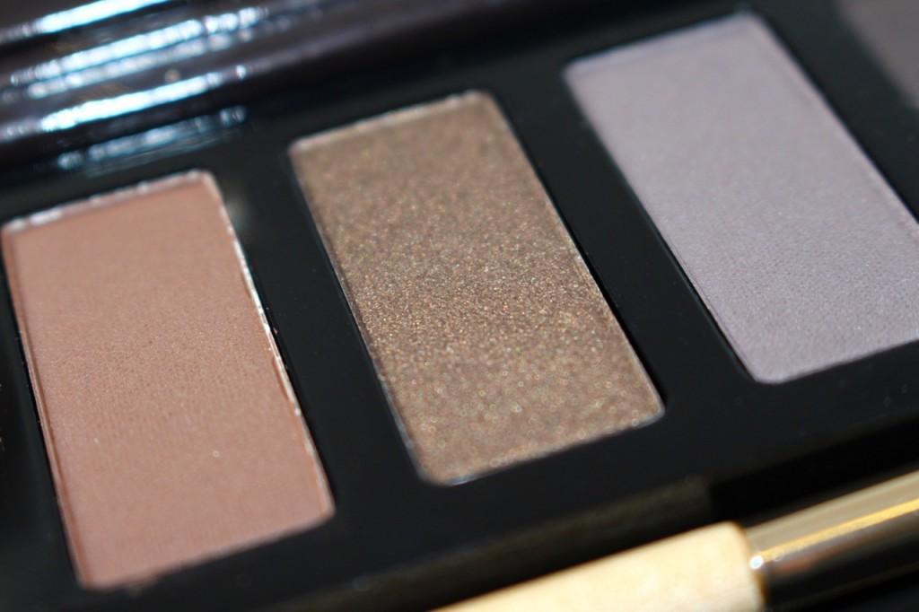 Swatch Palette the essentials clarins