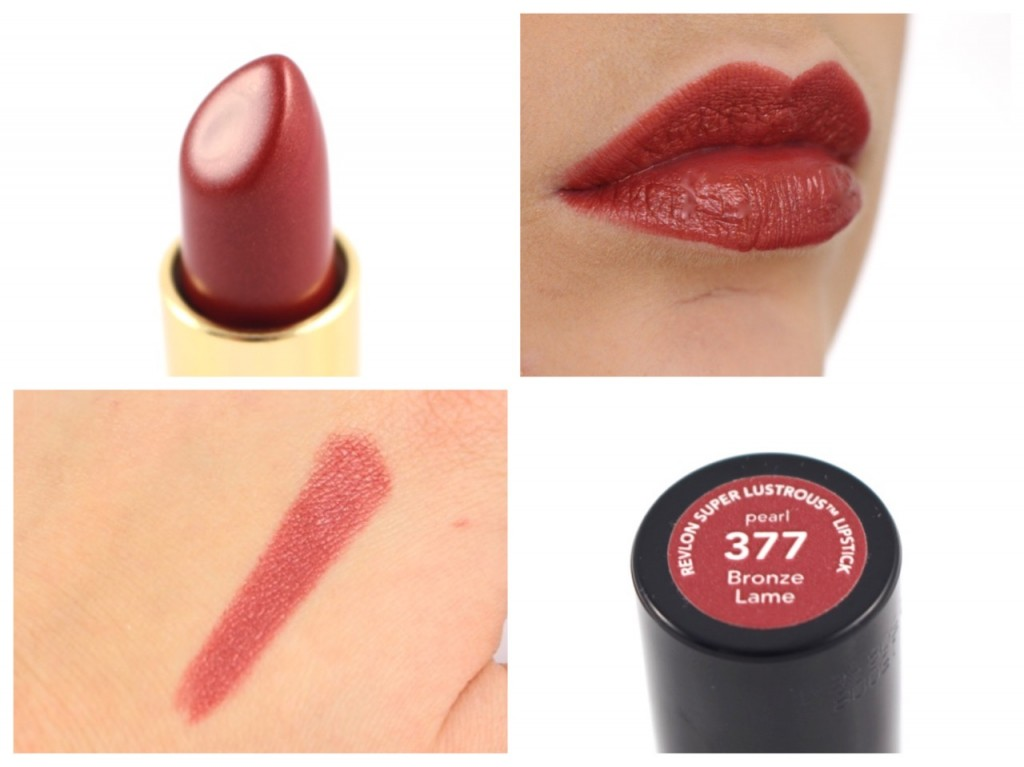 Revlon_Bronze_lame_lipstick