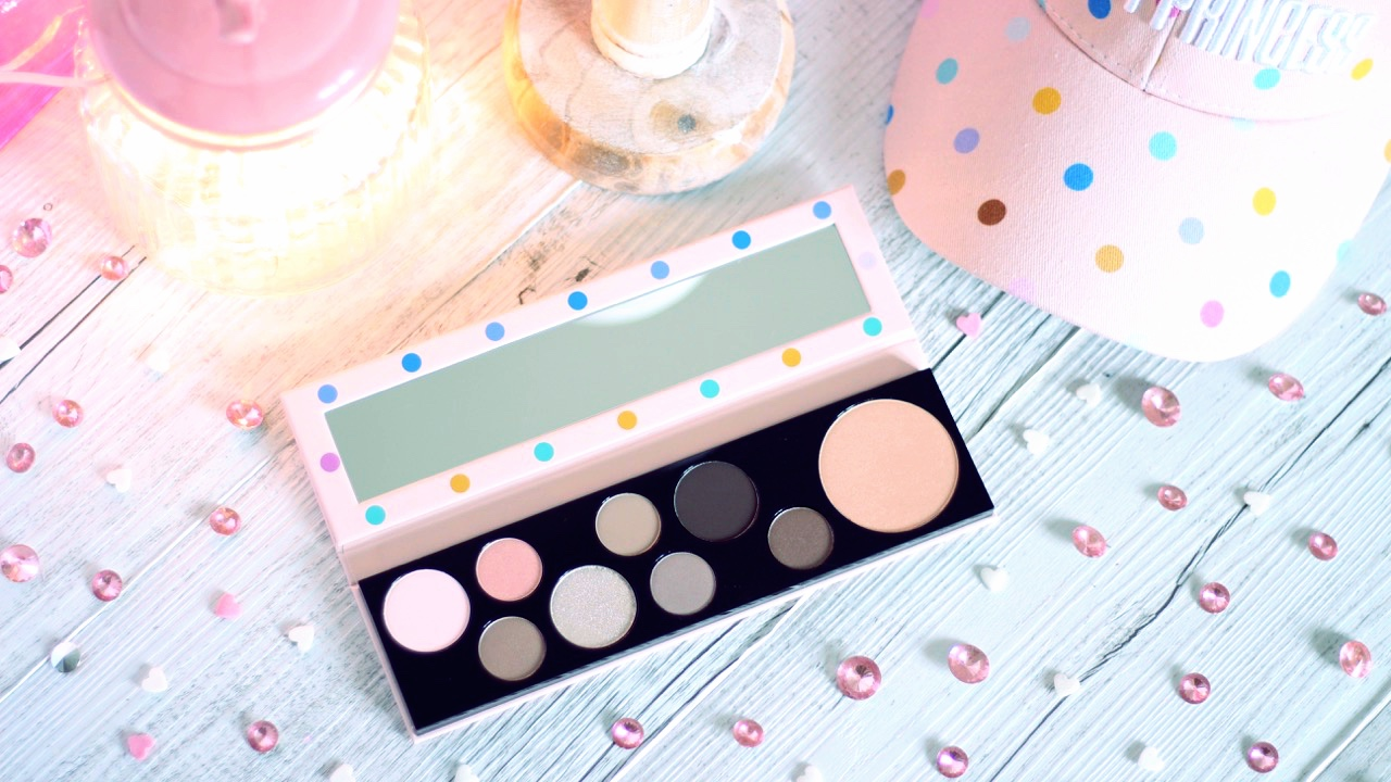 Palette Prissy Princess MAC : Avis & Swatch - Carline Beauty